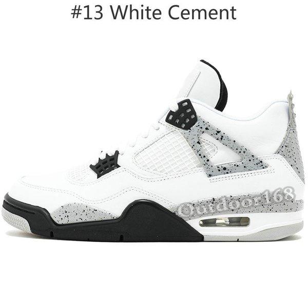 #13 White Cement
