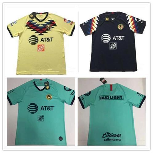 new 2019 20 adult Mexico American Club Soccer Jerseys DOMINGUEZ Football Shirts Mexican MENEZ P.AGUILAR Camisetas de fútbol