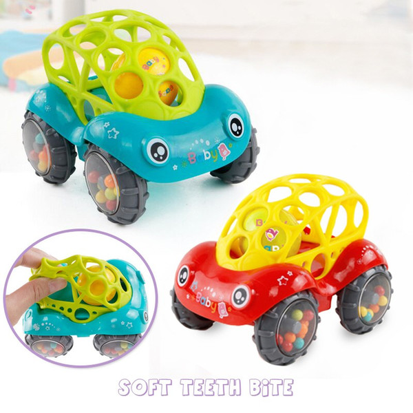 Baby Educational Infants Rattles Car Mobile Stroller Toys for Newborns Toddlers Bed Crib Hanging Boys Girls Juguetes 0-12 Months