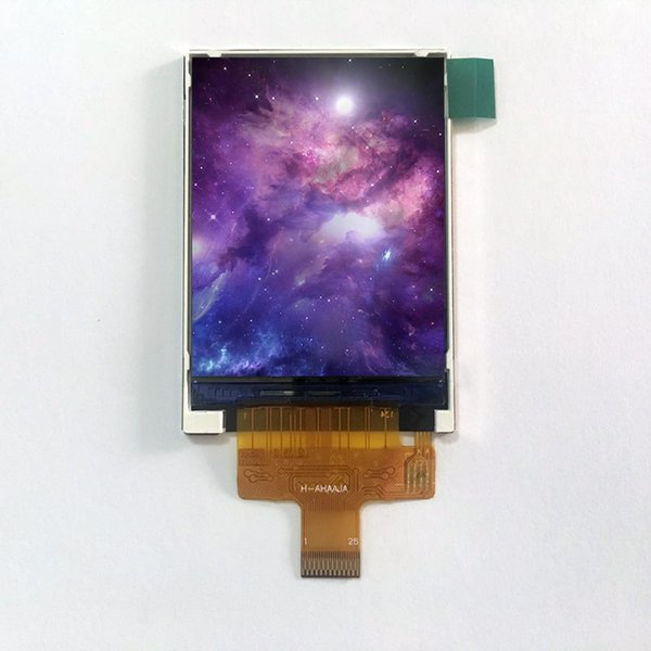 hot sell 2 inch 240*320 tft lcd module with IPS viewing angle display and MCU interface screen