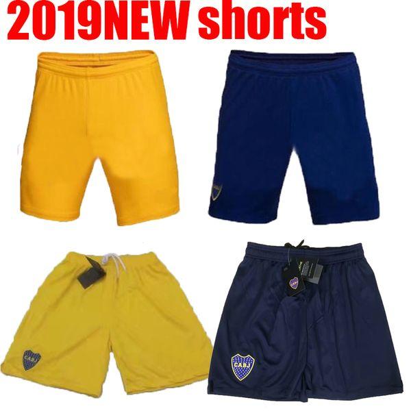 Maillots de football 2019 2020 Boca Juniors 19 20 Maillots de foot GAGO TEVEZ CARDONA ALIBA Short camisetas Boca Junior PAVON