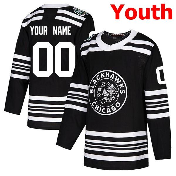 Youth Black Classic Inverno