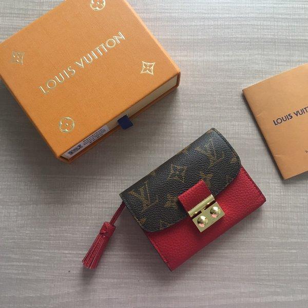 86727de14de8 Кошелек 170-1, 2019 европейский и американский классический стиль, модный  кошелек, различные