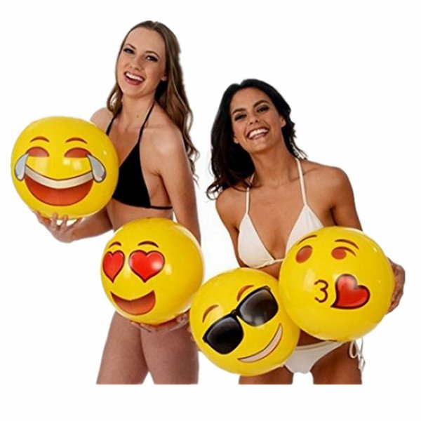 Inflatable Beach Balls Summer Party Water Inflatable Kids Toys Balls Adult Fun Pool Toys Ball For Children ZZA422