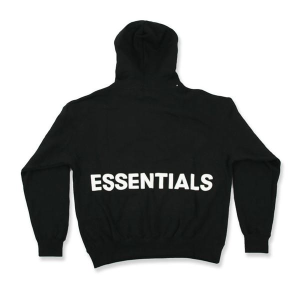 Felpa con cappuccio nuovissima Fear Of God Hip Hop Street Sport Felpa con cappuccio da uomo firmata Fashion Essentials Pullover