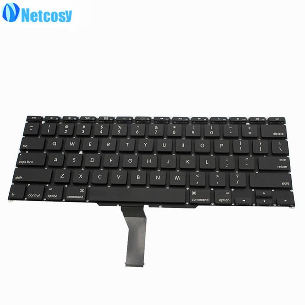 For US Keyboard MacBook Air A1370 A1465 2011 2012 2013 2014 2015 2016 US version Replacement keyboard For Macbook A1465 A1370