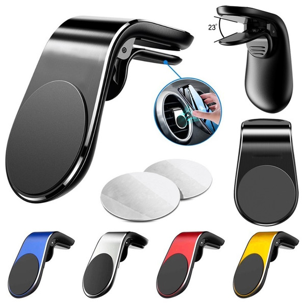 Universal Super Magnetic Power Car Air Vent Holder Mount Stand Stents For Samsung htc android phone gps pc mp3 player