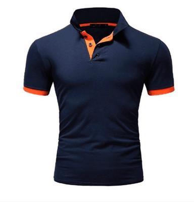 Marine + d'orange