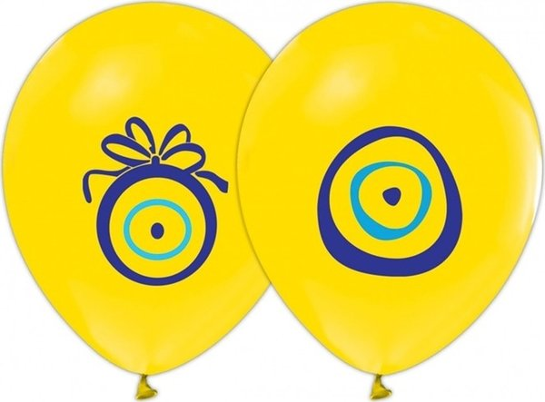 """top popular Balonevi The Yellow Balloon genres change Balonev 12 \ """" Ship from Turkey HB-000642718 2019"""