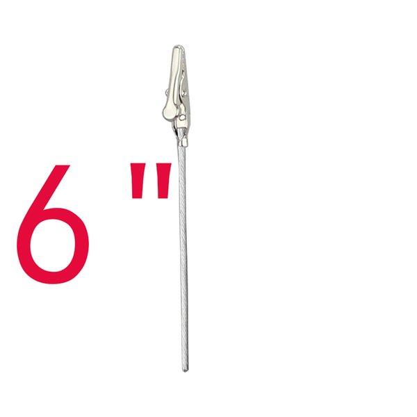 6 inch wire clip