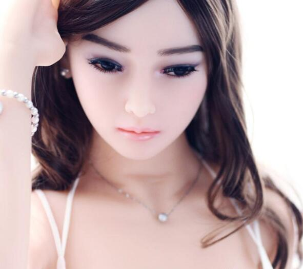 Realistic Solid Silicone Sex Doll with for Men Masturbation,Full Size Love Doll Sexy Toys A1