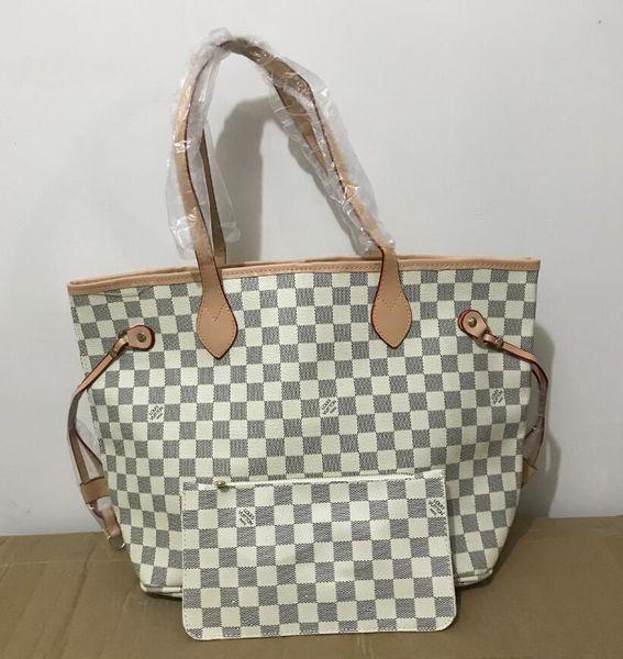 Высокое качество сумки бренда сцепление мужчин и женщин письмо сшивание небольшой квадратный мешок женской личности косметическая сумка сумки L8