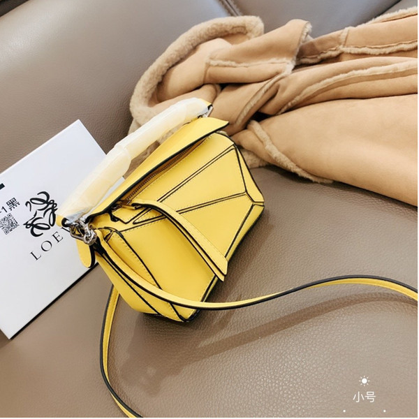 bolso de las mujeres de alta calidad tamaño del bolso del hombro 17 * 12 cm de regalo exquisita caja de WSJ039 # 120905 zjy523