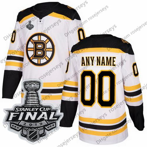 Men's White 2019 Stanley Cup