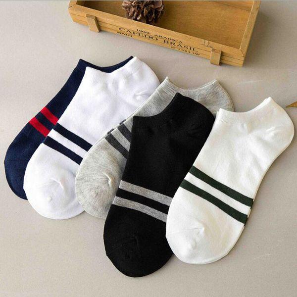 2019 del diseñador del Mens del calcetín mujeres de los hombres de alta calidad a corto calcetín hombre del diseñador calcetines deportivos