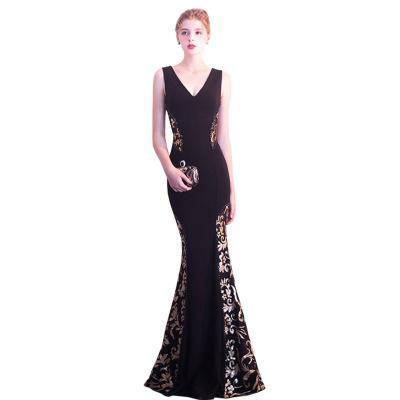 Meldel 2019 Новый стиль Robe De Soiree Кружева Вечерние платья Русалка Длинное вечернее платье для выпускного вечера Вечернее платье