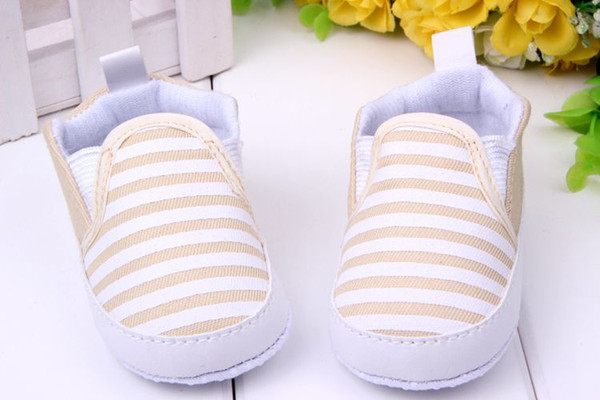 Design Baby Boy First Walkers Shoes Soft Sole Skid Proof Baby Shoes 0-12 Months