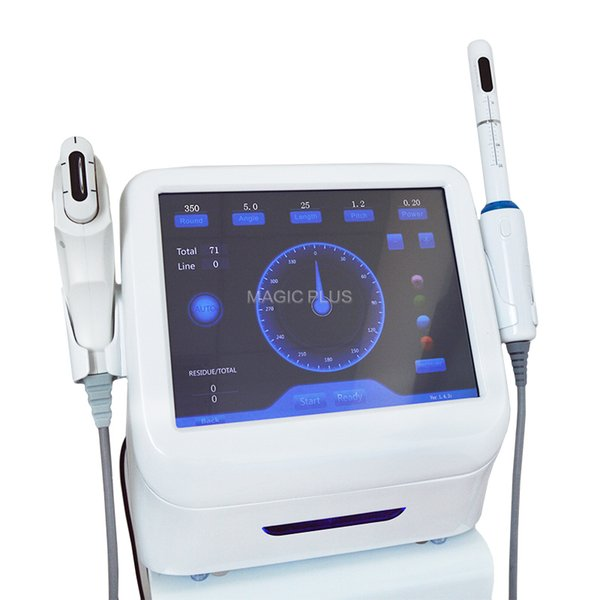 Best At Home Anti Aging Devices 2020.2020 3 In 1 Hifu High Intensity Focused Ultrasound Machine Hifu Face Lifting Skin Tightening Beauty Machine Dhl Radio Frequency Beauty Treatment Radio