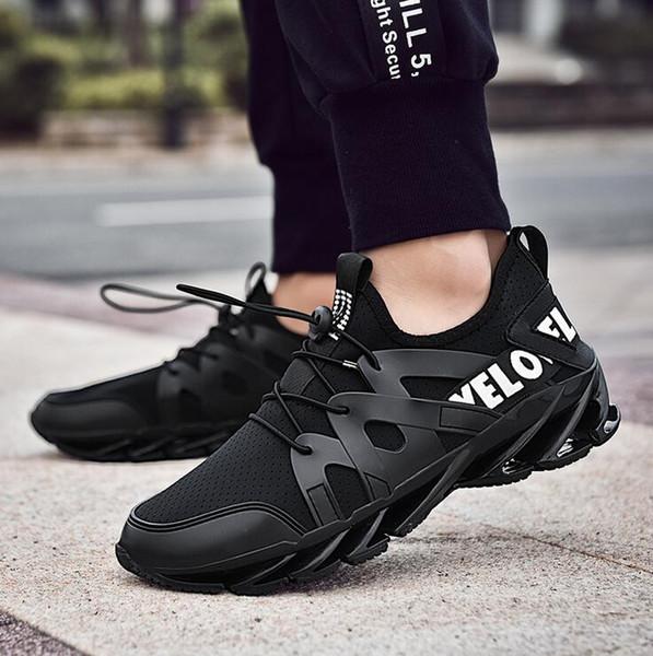 Nouvelle mouche maille respirante mouvement de loisir han édition étudiant marée chaussure chaussure homme