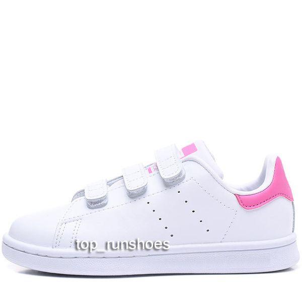 Kid children baby girls Love Shoe For Boys girls Kawakubo Hook & Loop pink red multi white samba stan smith kid casual shoes sieze22-35