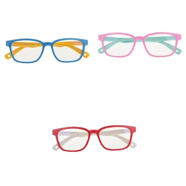 best selling 3Pcs Kids Anti Blue Blocking Game Glasses Protection Blocker For Boys Girls