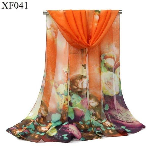 XF041 Orange