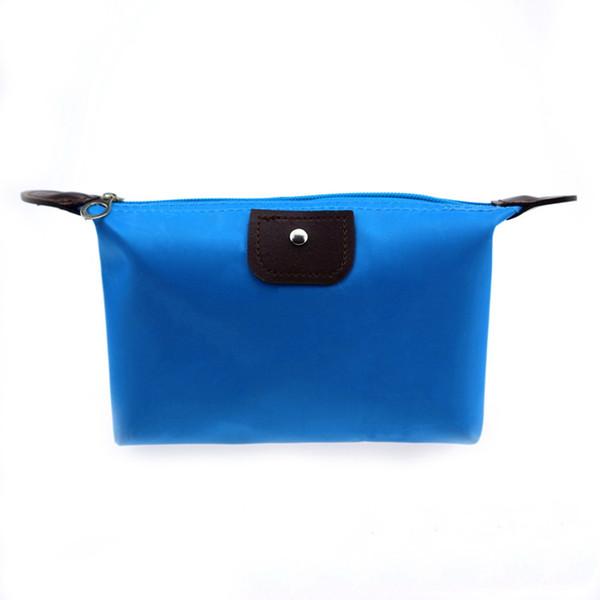 Nuevo estilo bolsas de cosméticos para las mujeres maquillaje bolsa bolsa de maquillaje sólido embrague colgando artículos de tocador kit de viaje joyería organizador titular ocasional