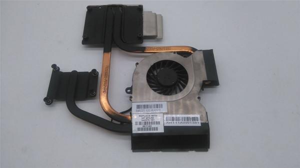 665278-001 cooler for HP pavilion DV6-6000 DV7-6000 dv6 DV7 laptop cooling heatsink with fan radiator