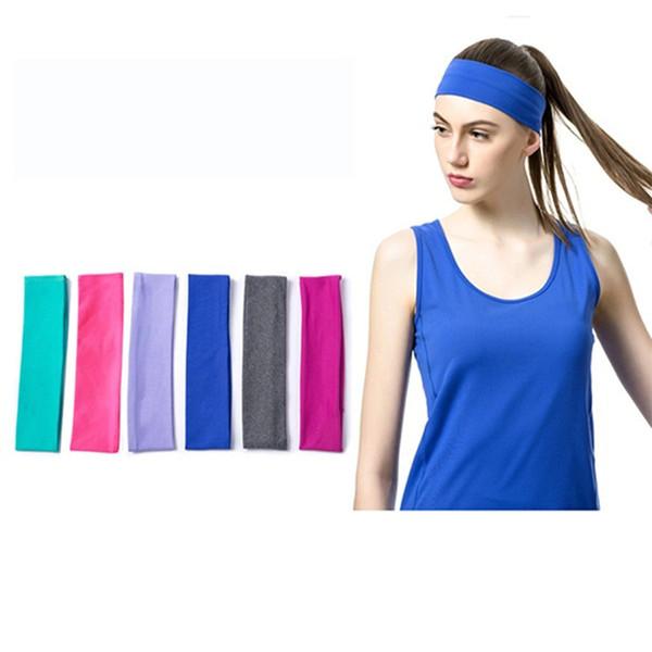 51 Designs Sports Elastic Headband Softball Rubber Plastic Silicone Hair Band Bandage On Head Gum For Hair LE258