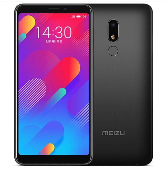 Original Meizu V8 4G LTE 3GB 32GB Chinese Version M8 Lite MTK6739 Quad Core cellphone 5.7inch HD IPS Screen Dual Sim Cell Phone