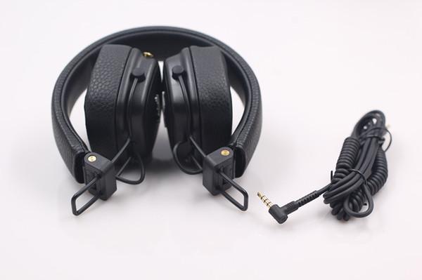 Marshall Major III / II / MID / MONITOR Auriculares Bluetooth con audífonos de alta fidelidad para DJ Professional Marshall Major 3.0 auriculares para audífonos bluetooth