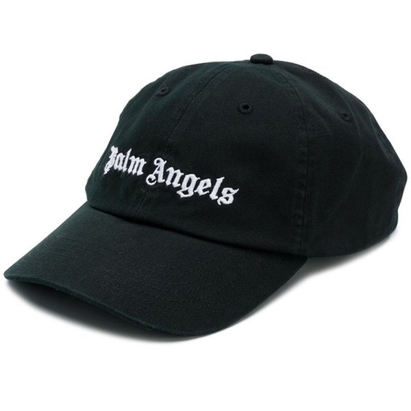 19ss palm angels bonés mulheres homens bordados hip hop palm angels bonés de beisebol