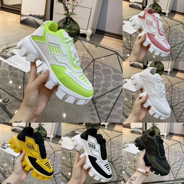 Nouvelle plate-forme des hommes de style et de sport de luxe décontracté femmes chaussures automne et l'hiver bas pour aider la conception mécanique sens unique, KYTH supérieur