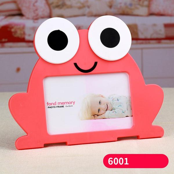 6001 Красная лягушка