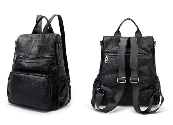 New Arrival 2 Colors Fashion Brand Backpack Style Hot Selling Fashion Designer Backpack Bags Women Men School Bags