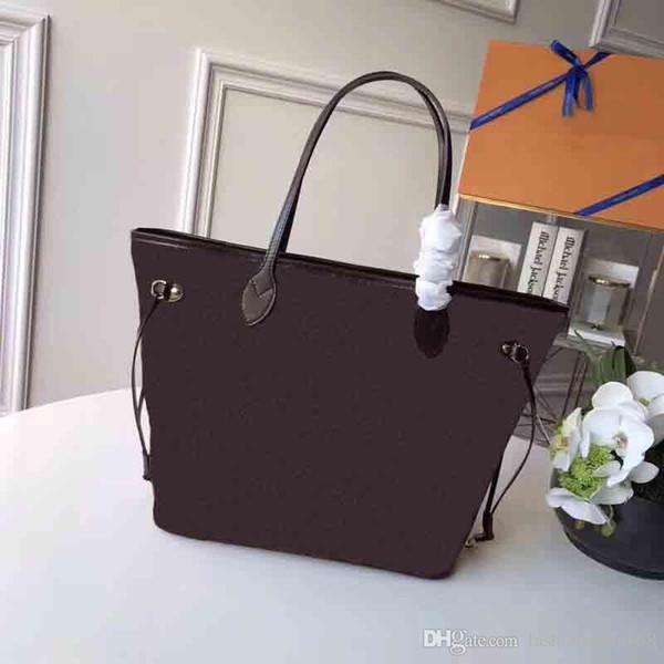 best selling New Fashion Luxury Designer Woman Handbag Cross body Bags Shoulder Genuine Leather High Quality Tote Purse bags Retro classic handbag32cm