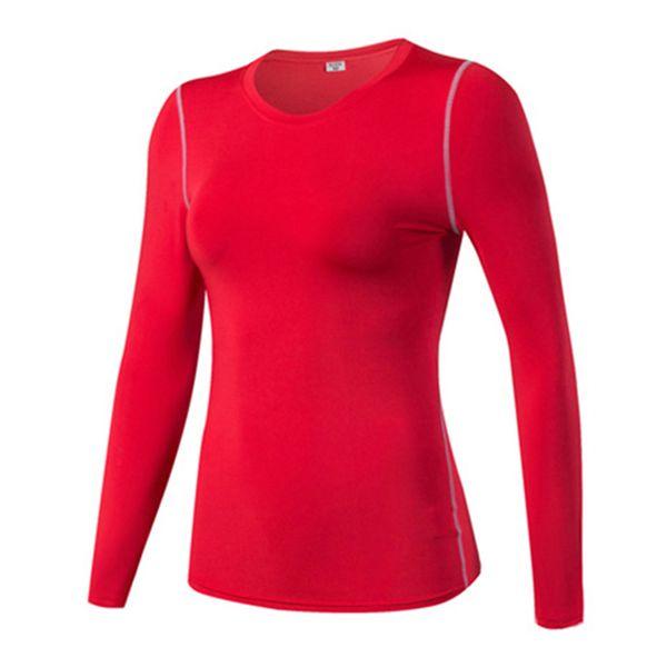 Rojo Camiseta