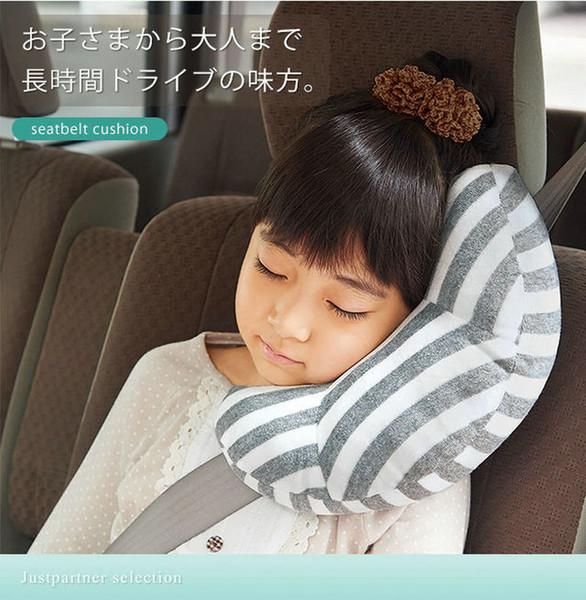 Auto Auto Sicherheitsgurtband Sicherheit Schultergurt Schutz Kid Pad Schlaf Kissen Kissen Unterstützung Abdeckung Komfortable mond typ
