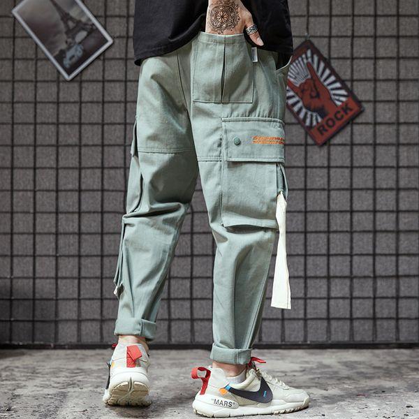 Red ins monos, sukufu retro japonés pantalones de hombre pantalones de chao para adolescentes hiphop pantalones deportivos hombre pantalón de diseño