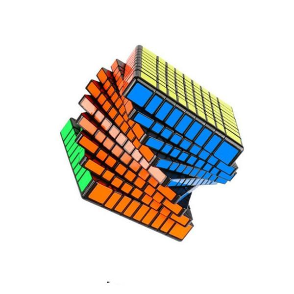 Moyu Mf9 9x9x9 Cubo Mágico Mofangjiaoshi Cubo 9 Camadas 9x9 Cubos de Puzzle de Velocidade Forma Torção Brinquedos Educativos Jogo de Criança Cubo Mágico
