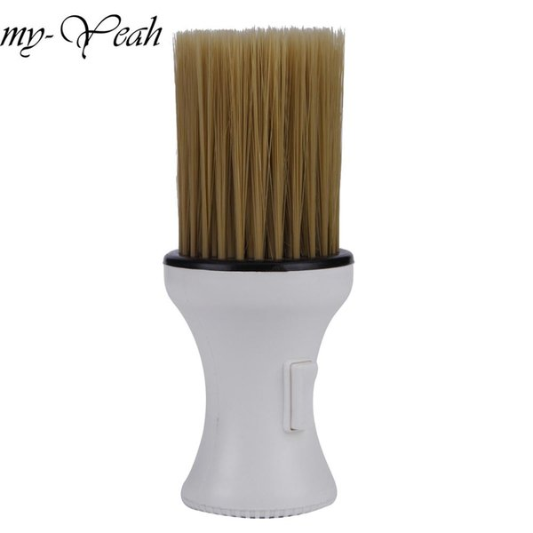 tyling tools Profession Salon Hair Cutting Shaving Soft Brush Comb Neck Dust Remove Cleaning Brushes Barber Hairdressing Styling Clean To...