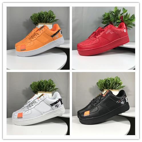 Forces Cheap 1 Utility Classic Black White Dunk Men Women Casual Shoes red one Sports Skateboarding High Low Cut Wheat Trainers Sneakers