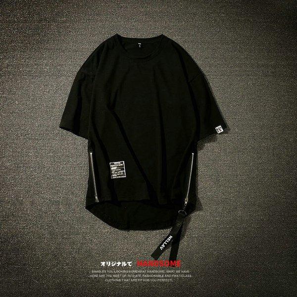 Homem preto camisetas