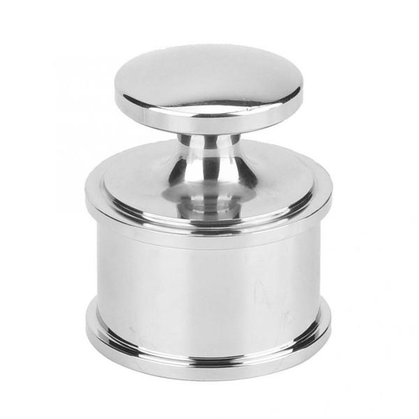 Outils de couture Fournitures de couture Miroir de broyage de l'eau Outil de presse en cuir bricolage Presse en acier inoxydable Outils de poids en cuir
