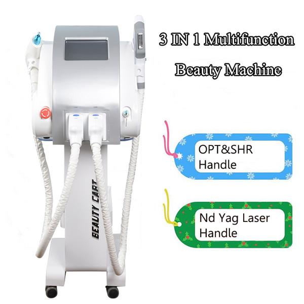 CE approuvé Opt épilation machine salon de haute qualité épilation machines Laser Multifonction IPL Épilation Au Laser Portable