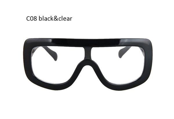 black clear AX200