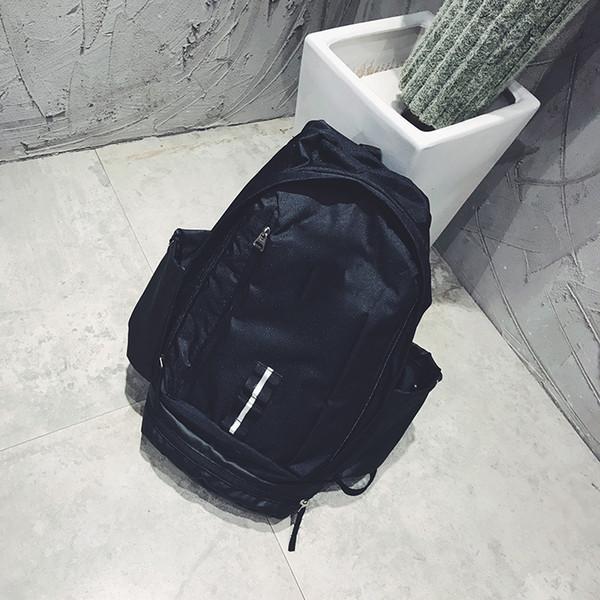 Desinger mochila para walker lona ao ar livre caminhadas saco de viagem de alta capacidade mochila laptop bag pacote de basquete desconto navio livre
