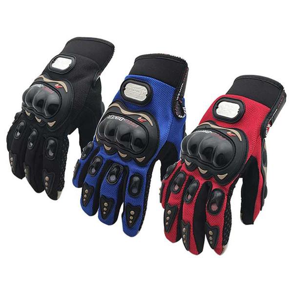 M-Nero Guanti da moto 1 paio di guanti protettivi da dito per moto da cross per moto da cross
