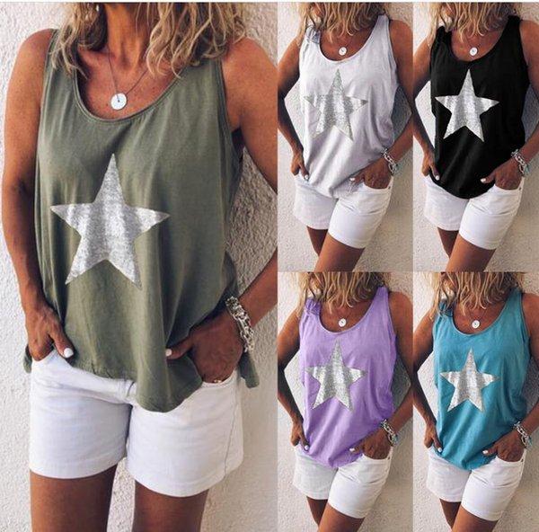 SıCAK kadın T-Shirt feminina Yaz Kadın Tee Gömlek Degrade Baskı Kadınlar Bayanlar Tops Kısa Kollu Gevşek Rahat T-shirt Artı boyutu