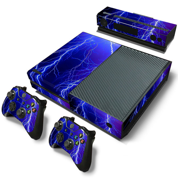 Fanstore Skin Sticker Vinyl Decal Best Sales Design for Xbox One Console and 2 Remote Controller